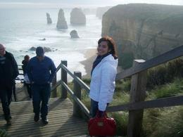 It was such a long journey to reach the famous Twelve Apostles, but it was worth doing, a must!, Christina M - June 2010