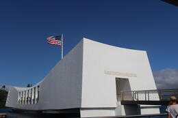 Photo of Oahu Honolulu Sightseeing Tour Including Pearl Harbor and USS Arizona Memorial The USS Arizona Memorial