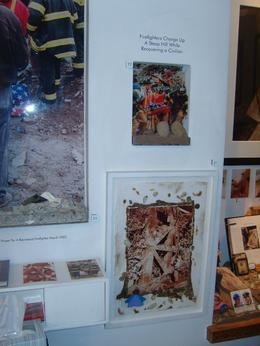 Photo of New York City Ground Zero Museum Workshop Tour This made me cry!