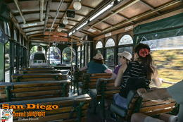 SAN DIEGO Old Town Trolley Tour , Margaret T F - November 2014