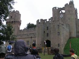 Photo of London Oxford, Warwick Castle and Stratford-upon-Avon Day Trip from London Warwick Castle Front Entrance