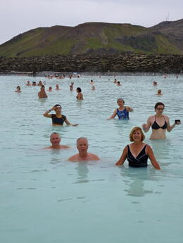 Photo of Reykjavik Blue Lagoon Spa Transfer from Keflavik Airport Bathing in the Blue Lagoon