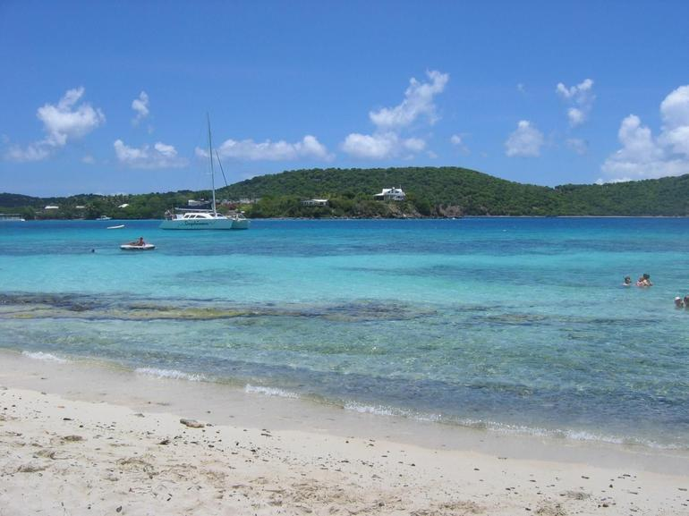Beach - St Thomas