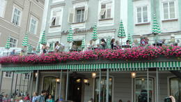 Photo of Munich Salzburg Small Group Day Tour from Munich Café Tomaselli