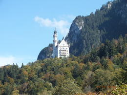 Photo of Munich Neuschwanstein Castle Small Group Day Tour from Munich Castle from below