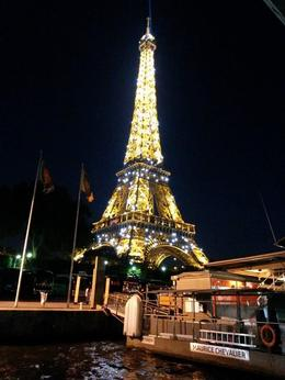Photo of Paris Eiffel Tower, Paris Moulin Rouge Show and Seine River Cruise Eiffel Tower by night