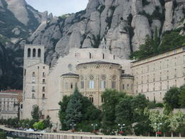 Photo of Barcelona Montserrat and Cava Trail Small Group Day Trip from Barcelona Monserrat, Spain