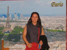 Photo of Paris Montparnasse Tower 56th Floor Observation Deck My Photo Magnet