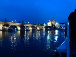 charles bridge by night , Murray T - May 2012