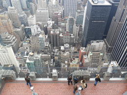 Photo of New York City Top of the Rock Observation Deck, New York SAM_0093