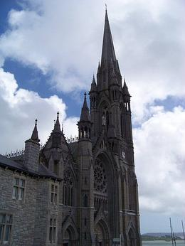 Photo of Dublin Cork and Blarney Castle Rail Trip from Dublin St. Colman's Cathedral Cobh