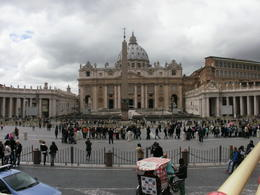 Photo of Rome Rome Hop-On Hop-Off Sightseeing Tour St Peters Rome