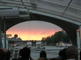 Photo of Paris Eiffel Tower, Paris Moulin Rouge Show and Seine River Cruise Sunset on the Seine