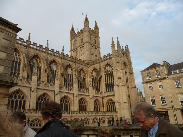 The Abbey at Bath - London