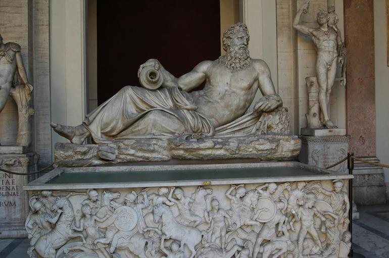 The Vatican Museum - Rome