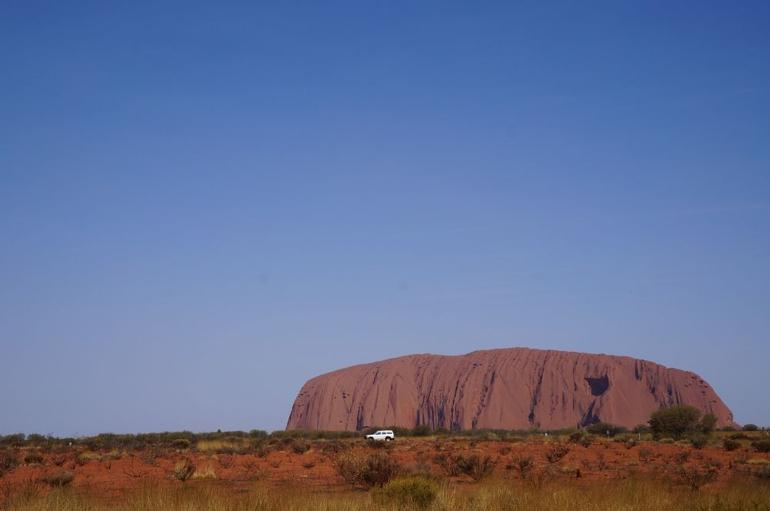 Uluru in Australia - Ayers Rock