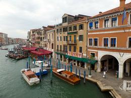 Photo of   View from the Rialto Bridge