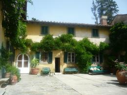 Beautiful Tuscan villa at the first wine estate, AlexB - July 2012