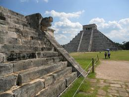Chichen Itza...recommend you take this tour if you are going to be in Cancun., Audrey F - October 2010
