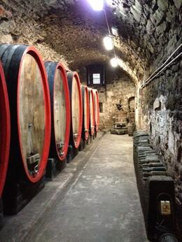 Our guide told great stories about Chianti wine and the history of the castle. , David G - May 2013