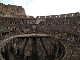 Photo of Rome Skip the Line Private Tour: Ancient Rome and Colosseum Art History Walking Tour Colosseo