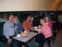 Photo of Madrid Madrid Tapas Night Walking Tour Enjoying the Tapas Evening