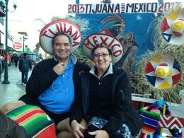 Photo of San Diego Tijuana Sightseeing Tour from San Diego Feliz Navidad from Tijuana!