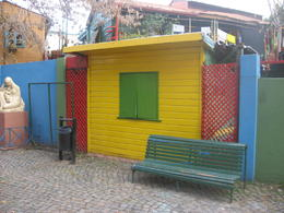 Colorful house in La Boca., Bandit - June 2012