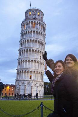 Photo of Florence Tuscany in One Day Sightseeing Tour last stop at leaning tower