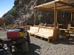 Photo of Las Vegas El Dorado Canyon and Gold Mine Trip Lunchtime