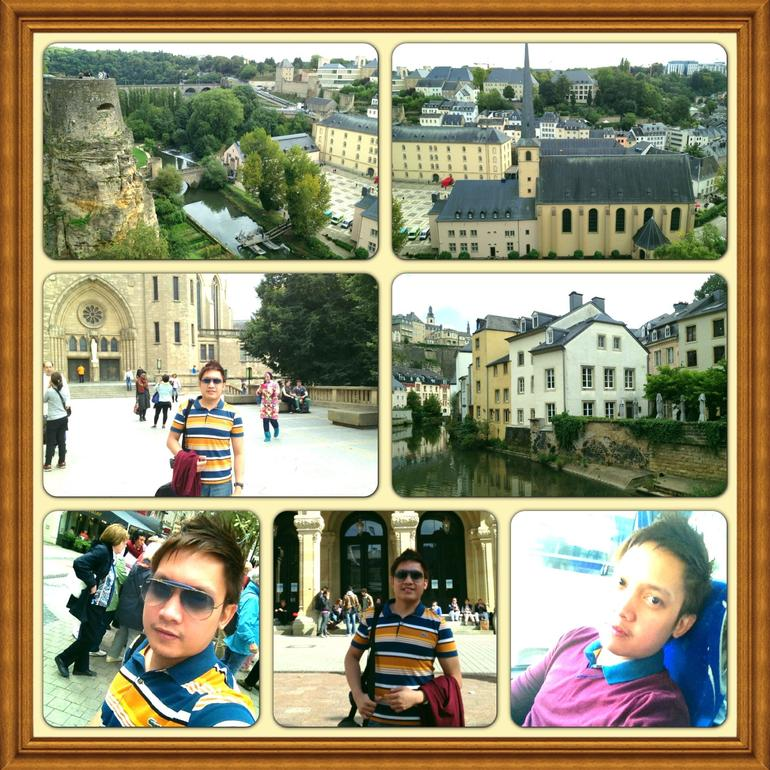 Luxembourg Day Trip - Brussels