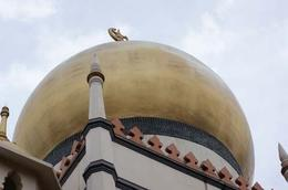 Photo of Singapore Kampong Glam and Sultan Mosque Morning Walking Tour Masjid Sultan Dome