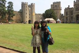 Photo of London Oxford, Cotswolds, Stratford-on-Avon and Warwick Castle Day Trip from London Me and my daughter