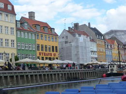 Nyhavn (Canal Tours) , Beverly G - November 2012