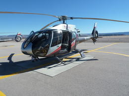 Photo of Las Vegas Viator Exclusive: Grand Canyon Helicopter Tour with Optional Below-the-Rim Landing and Skywalk Upgrade Our Helicopter we travelled in.