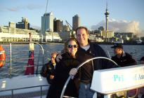 Photo of Auckland Auckland Harbour Dinner Cruise