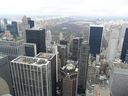 Photo of New York City Top of the Rock Observation Deck, New York SAM_0094