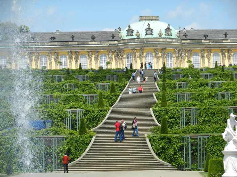 Sanssouci Palace grounds - Berlin