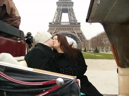 Photo of Paris Romantic Horse and Carriage Ride through Paris So lucky