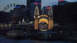 Photo of   Sunset cruise on the Sydney Harbour