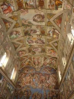 Photo of Rome Skip the Line: Vatican Museums Walking Tour including Sistine Chapel, Raphael's Rooms and St Peter's The Sistine Chapel