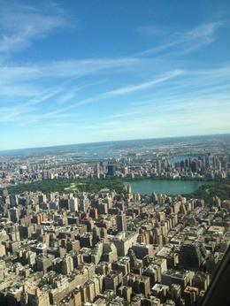 There's Central Park! - September 2014