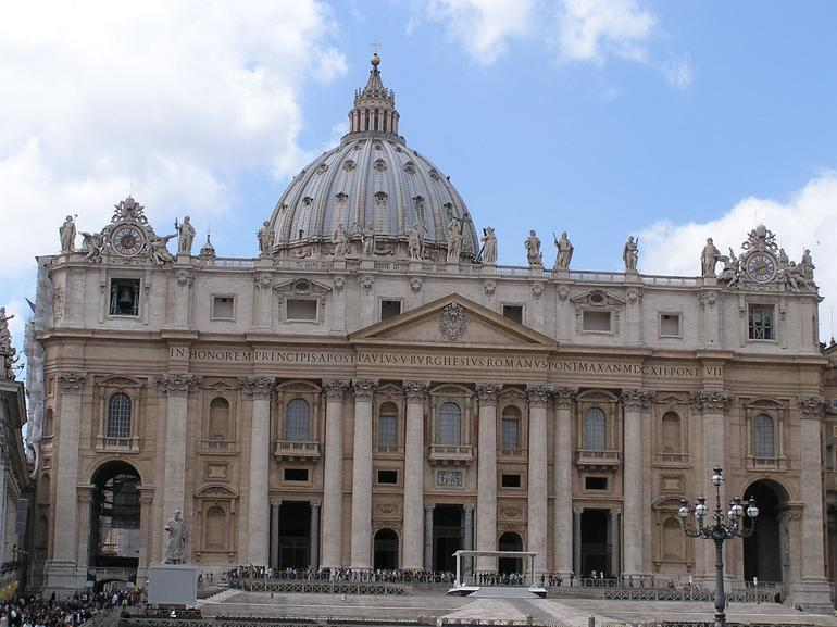 Skip the Line: Vatican Museums, St Peter's, Sistine Chapel, Small-Group Upgrade Option photo 22