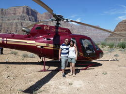 Photo of Las Vegas Grand Canyon All American Helicopter Tour 5