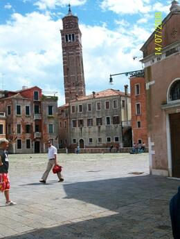 Photo of Venice Venice Walking Tour and Gondola Ride Another Square in Venice