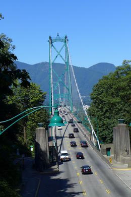 Photo of Vancouver Vancouver City Sightseeing Tour Bridge