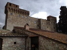 Photo of Florence Chianti Region Wine Tasting Half-Day Trip from Florence Castle