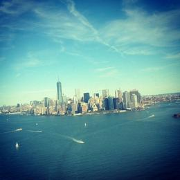 Photo of New York City Manhattan Sky Tour: New York Helicopter Flight City in our sights