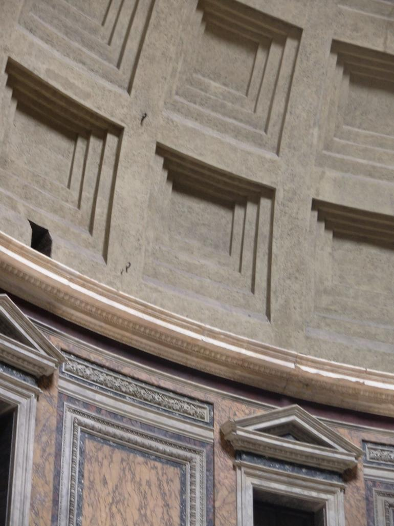 Grandeur in the Pantheon - Rome