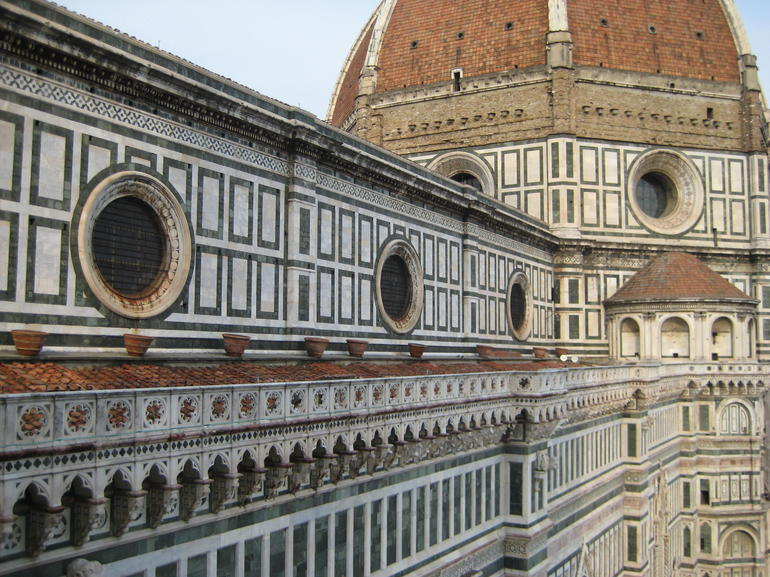 Cathedral of St. Maria del Fiore - Florence